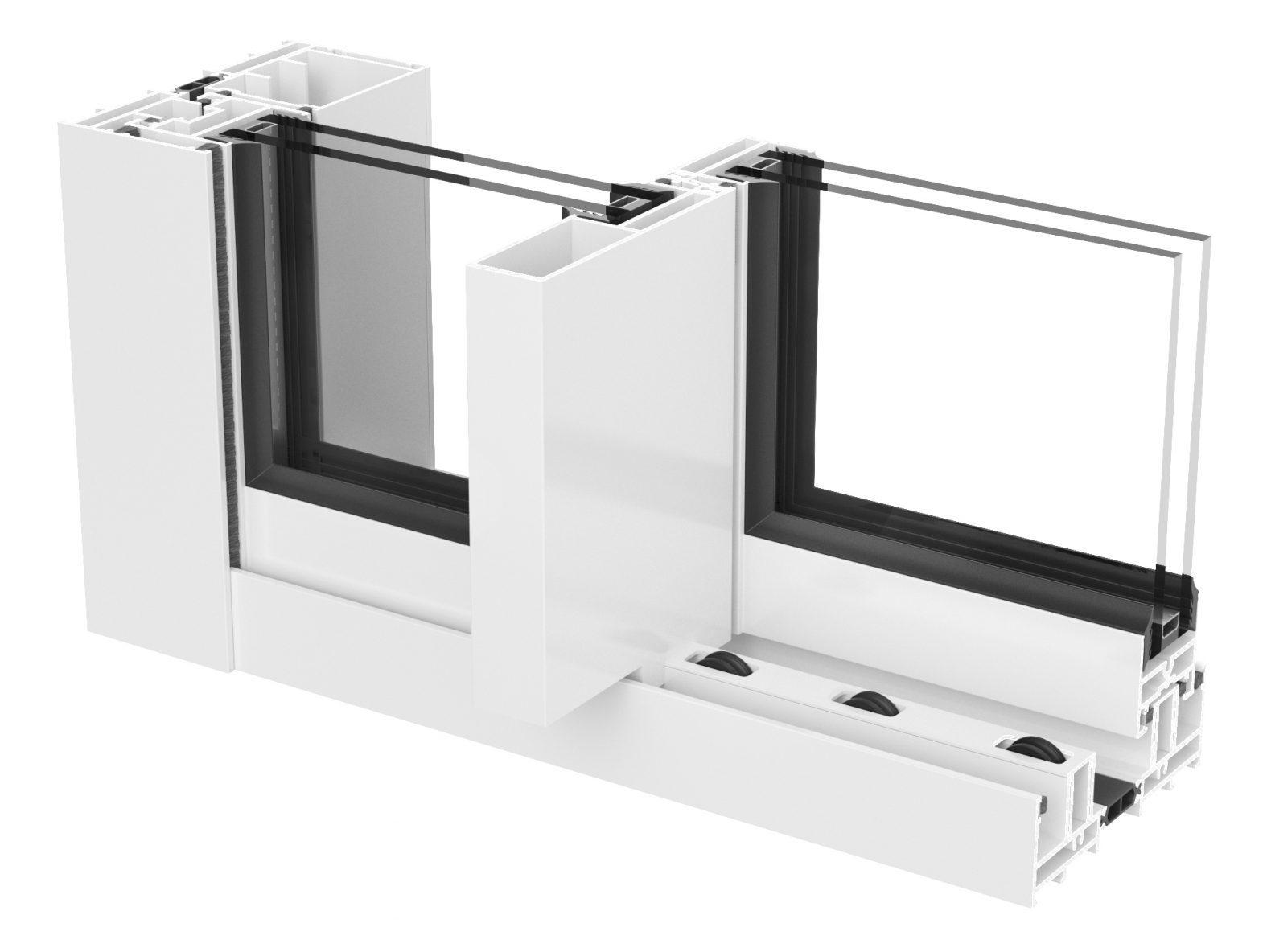 AE9083 Sistemas correderas con rotura de puente térmico